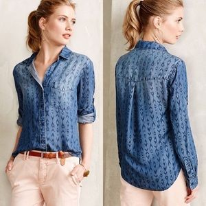 Cloth & Stone Feldspar Chambray Shirt